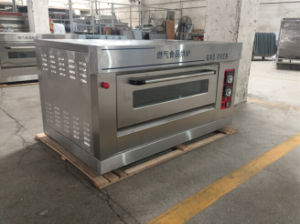 High Quality Fully Stainless Steel Sheet Deck Oven pictures & photos