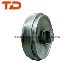 Excavator Front Idler Assembly Undercarriage Parts for PC300