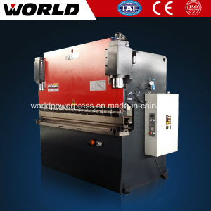 Economic CNC Hydraulic Press Brake for Sale (WC67KJ) pictures & photos