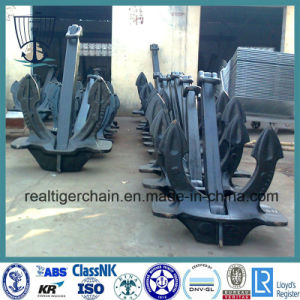 Japan Stockless Boat Anchor with Class Certificate pictures & photos