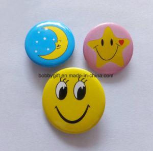 Custom Factory Supplies Cartoon Button Badge Souvenir pictures & photos
