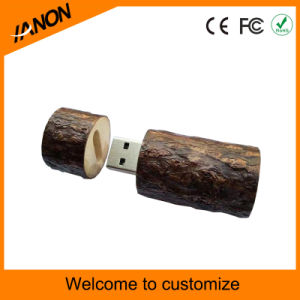 Hot Selling Wooden USB Flash Drive for Original Wood pictures & photos