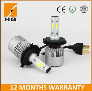 High Light H11 9005 9006 9012 LED Headlamp Bulbs H7 H4 for Car pictures & photos