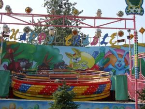 Happy Amusement Eqipment Turntable Rides Tagada Disco pictures & photos