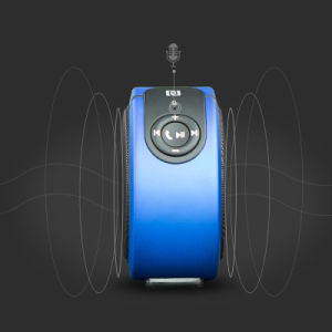 New Professional Portable Mini Bluetooth Wireless Speaker for Mobile Phone pictures & photos