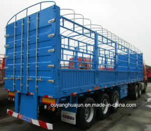 11 Meters Standard Warehouse Column Semitrailer pictures & photos