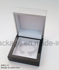High Quality Piano Lacquer Jewelry Packaging Gift Wooden Box pictures & photos