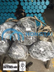 Honed Smls Steel Pipe H8 St52 DIN2391 for Cylinder Tubing pictures & photos