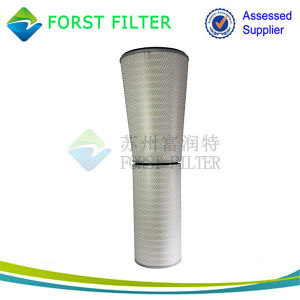 Forst Conical Gas Turbine Filter Cartridge pictures & photos