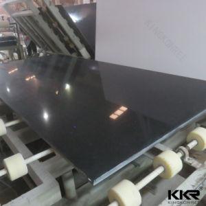 2cm & 3cm Artificial Wholesale Black Quartz Stone pictures & photos