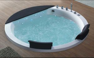 Dia. 1700mm Build-in SPA for 8 Persons (AT-9011) pictures & photos