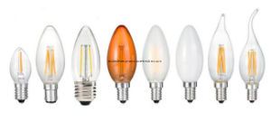 3.5W Ca17 Ce Filament LED Candle Light pictures & photos