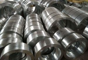 Cylinder Housing End Forging pictures & photos