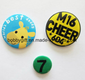 Custom Cheap Advertising Gifts Button Badge for Promotion pictures & photos