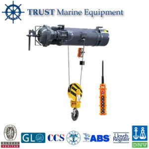 High Safety Marine Crane Electrical Hoist pictures & photos