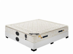 Luxury High Quality Pocket Spring Mattress pictures & photos
