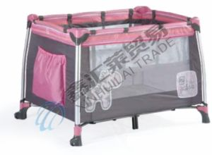 En716 Approved Fashion Simple Comfortable Baby Playpen pictures & photos
