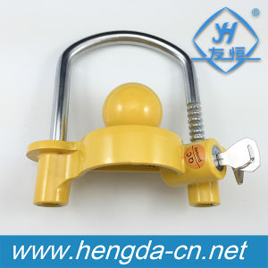 Yh9006 Heavy Duty Universal Coupler Hitch Trailer Lock for Trailer Parts pictures & photos