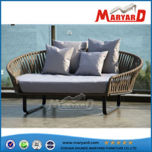 Outdoor Leisure Polyester Belt Daybed pictures & photos