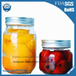 Honey, Jam, Bird′s Nest High-Grade Lead-Free Glass Jar