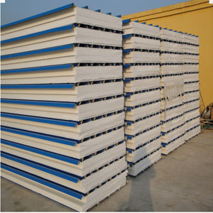 Insulated Polystyrene External Wall Panel pictures & photos