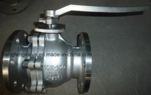 JIS Flange Ball Valve Stainless Steel 10k