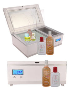 Electronic Mini Fridge 3liter AC100-240V for Storing Cosmetic Use pictures & photos