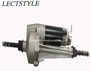24V 300W 400W 500W 180rpm Electric Transaxle Motor for Electric Mobility Scooter and Gold Trolley pictures & photos
