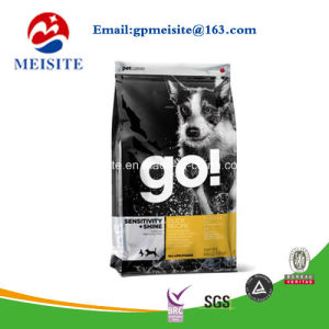 Top Quality Quick Delivery Side Gusset Pet Dog Food Bag pictures & photos