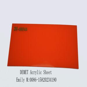 Interior Decoration - Demet Acrylic Sheet (ZH-8604) pictures & photos