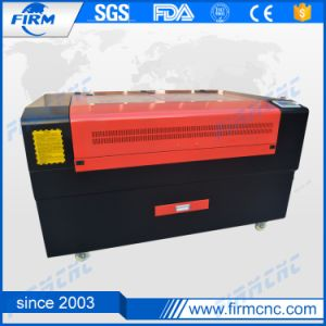 Leather Acrylic PVC MDF Engraving Laser Carving Machine pictures & photos