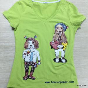 A4, A3 Light Cotton T-Shirt Inkjet Transfer Paper pictures & photos