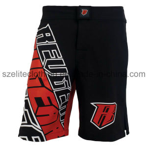 Fabric Custom MMA Shorts (ELTMMJ-26) pictures & photos
