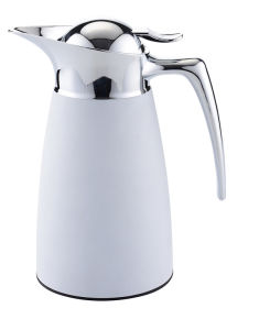 18/8 Double Wall Stainless Steel Vacuum Coffee Pot with Handle pictures & photos