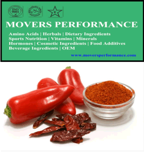Hot Weight Loss Ingredient-- Capsaicin pictures & photos