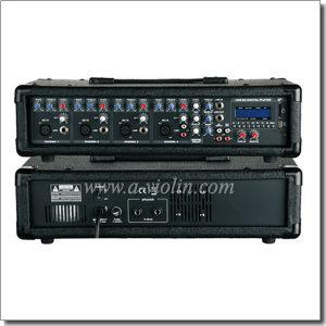 4 Channels Mobile Power Mixer Professional Audio Amplifier (APM-0415U) pictures & photos