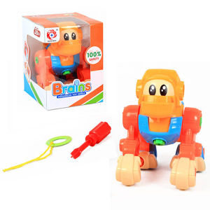 Simulation Animal Toys Disassembly Drag Orangutan Educational DIY Toy (10231600) pictures & photos
