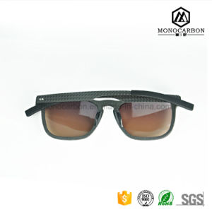 Custom Personalized Ultra Slim Carbon Fiber Polarized Sunglasses pictures & photos
