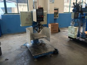 Automatic Rotary Torch Welding Machine pictures & photos