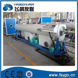 PVC Plastic Pipe Production Line pictures & photos