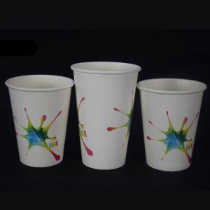 10oz, 12oz, 14oz, 16oz Single Wall Paper Cup pictures & photos