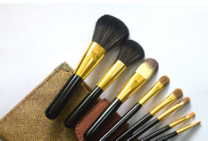 8 PCS portable Makeup Master Recommend Makeup Brushes Set pictures & photos