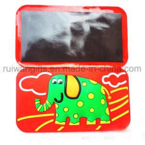 Elephant Design 3D Soft Rubber Fridge Magnet pictures & photos