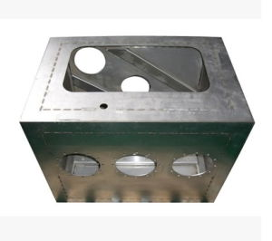 Made in China Steel Welding Cabinet Fabrication Service pictures & photos