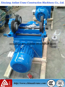 Whole Type Electric Wire Rope Hoist with Trolley