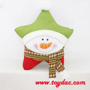 Plush Christmas Santa Cushions pictures & photos