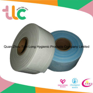 Hot Sale Product Hydrophilic Adl Nonwoven Fabric for Baby Diaper