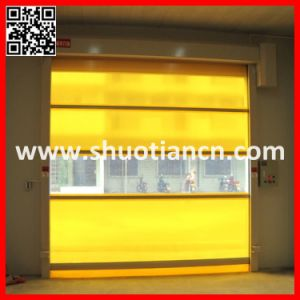 Sound Insulation Rolling up Door (ST-001) pictures & photos