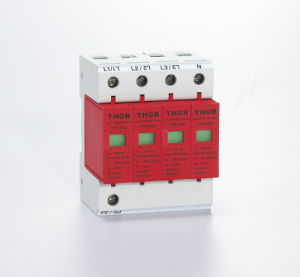 DC/AC Power Surge Protective Device/Surge Protector pictures & photos