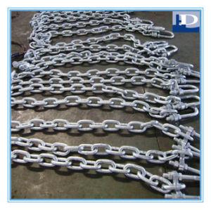 Eb5203 Chain Tensioner & Lashing, Tension Lever, Lever Chain, Lashing Chain and Clevis Hook and S Hook pictures & photos